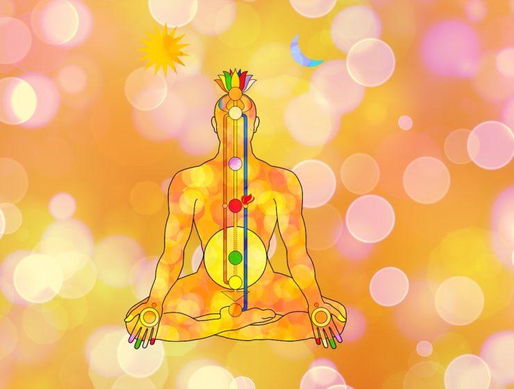 chakras del cuerpo