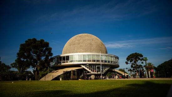 Ideas para el dia del niño: el Planetario
