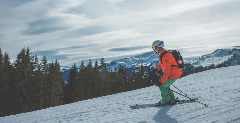 como aprender a esquiar en la nieve