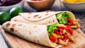 tradicional comida mexicana