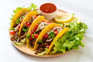 taco ingredientes