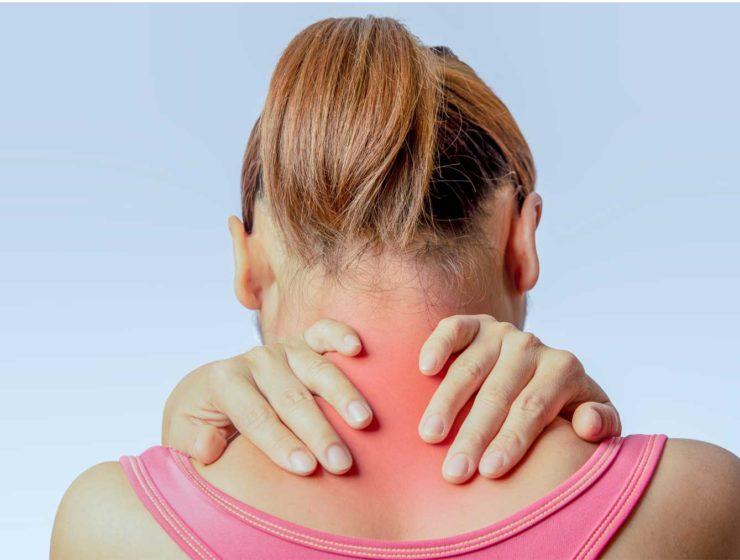 Rectificacion de la lordosis cervical
