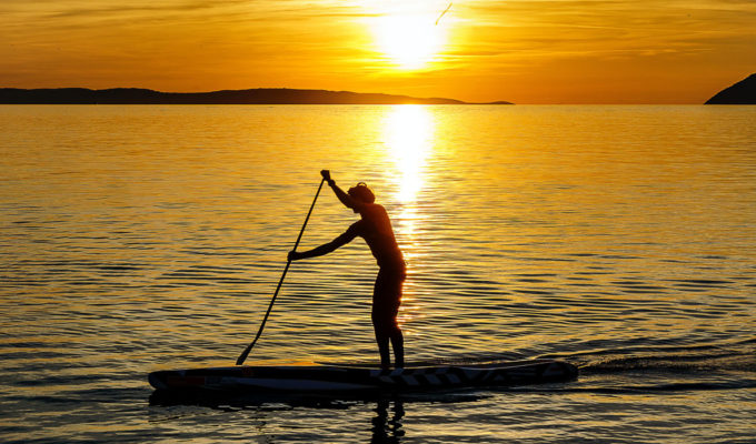 beneficios del stand up paddle