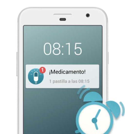 app alarma de medicina