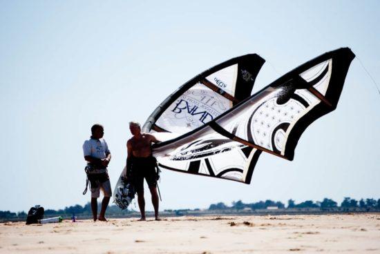 donde hacer kitesurf en argentina