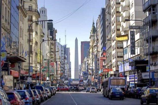 Buenos Aires: una de las mejores ciudades del mundo en 2021