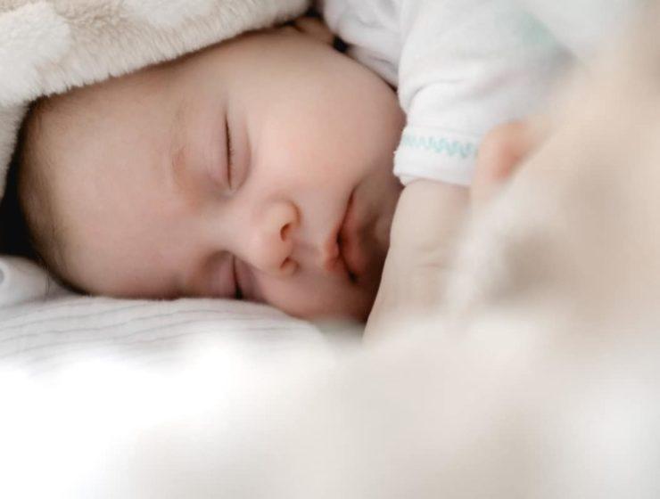 como hacer dormir un bebe