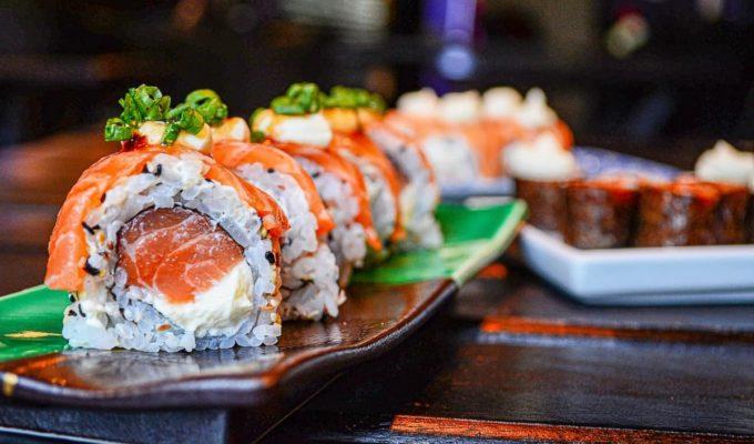 sushi hace bien a la salud