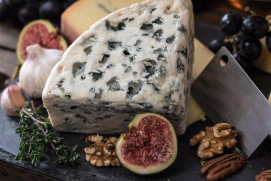 queso azul propiedades
