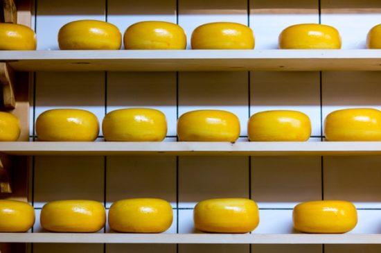 que nutrientes tiene el queso