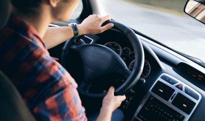conducir en el exterior