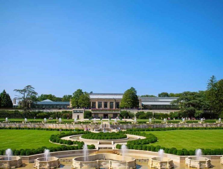 Jardines botánicos en América